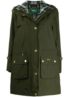 Barbour Icons Durham hooded parka