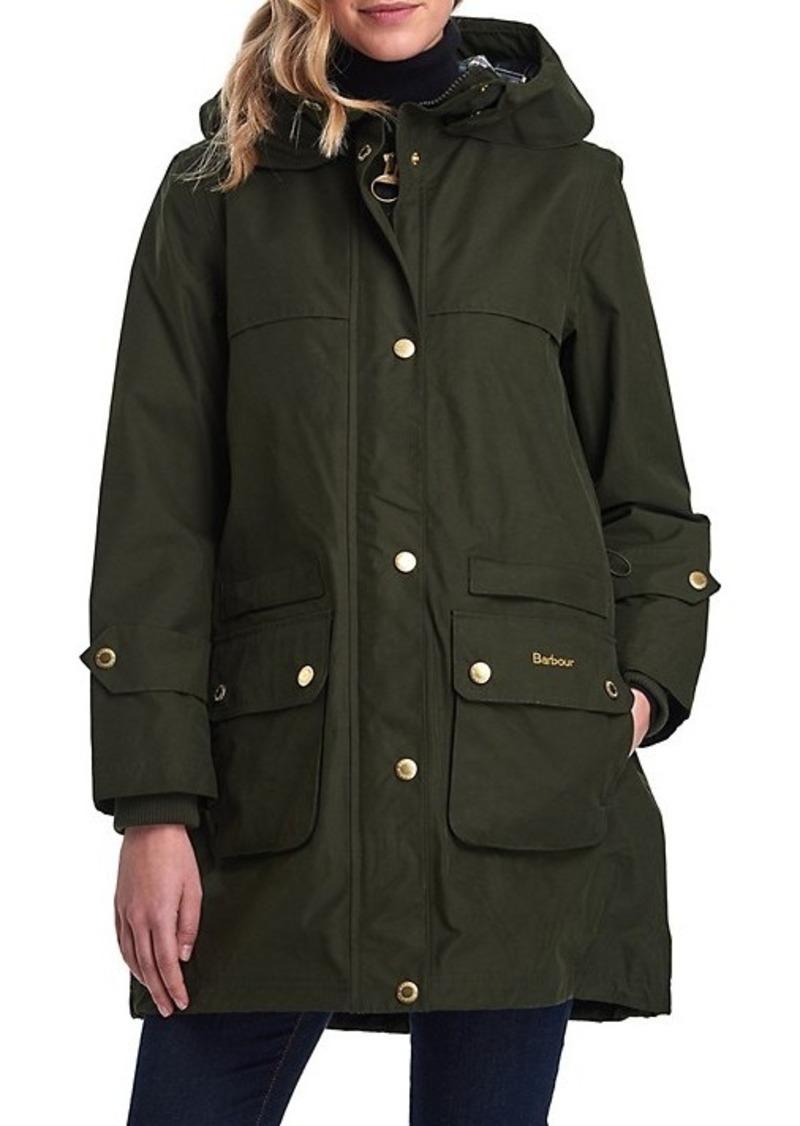 Barbour Icons Waterproof Rain Jacket