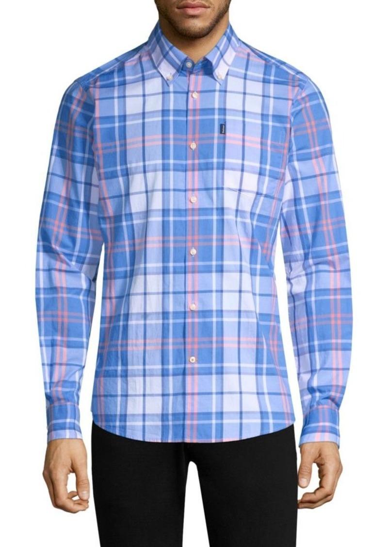 Barbour Jeff Cotton Button-Down Shirt