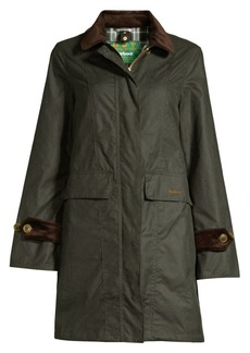 Barbour Ladies Icons Haydon Waxed Cotton Coat