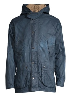Barbour Lightweight Wax Hooded Jacket