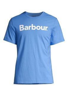 Barbour Logo Cotton Tee