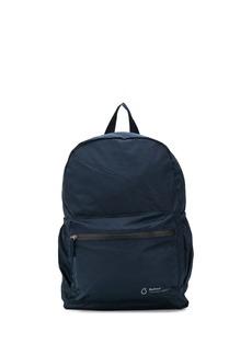 Barbour logo print backpack
