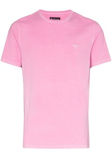 Barbour logo print T-shirt
