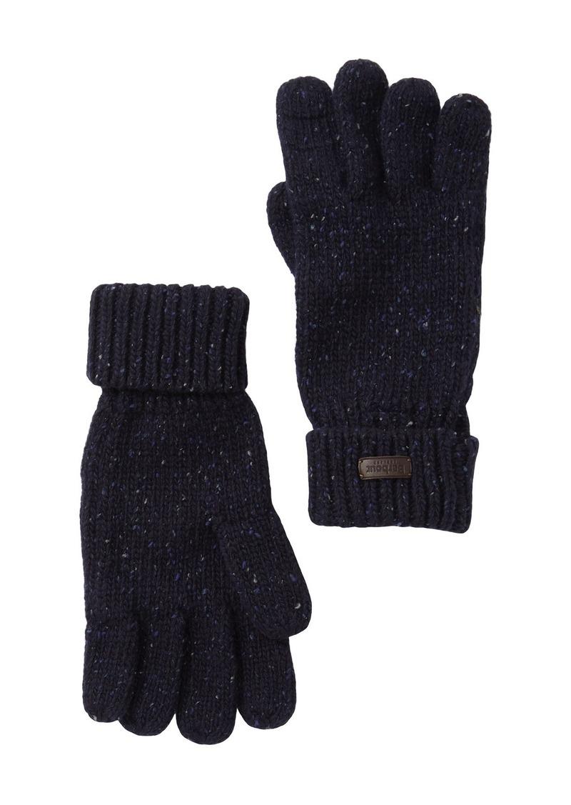 Barbour Lynton Knit Gloves