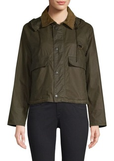 Barbour Margaret Howell Cotton Cropped Jacket