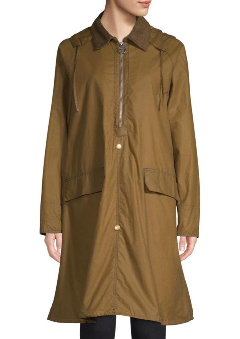 Barbour Margaret Howell Cotton Poncho Jacket