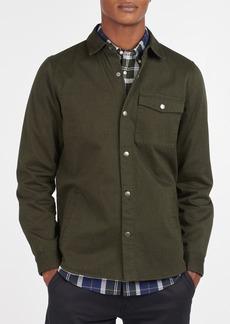 Men's Barbour Mortan Cotton Shirt Jacket
