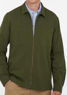 Men's Barbour Ulverston Cotton Shirt Jacket