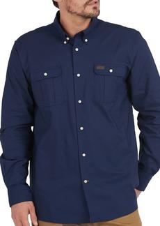 Men's Barbour Waddington Coolmax Button-Down Shirt
