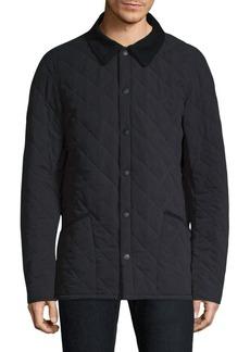 Barbour Men's Countrywear Bridle Quilt Jacket