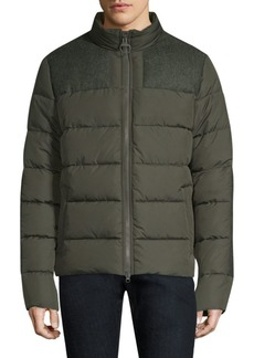 Barbour Men's Nautical Dhow Quilted Puffer Jacket