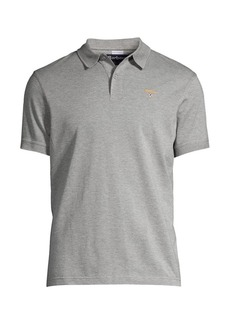 Barbour Mercer Logo Polo