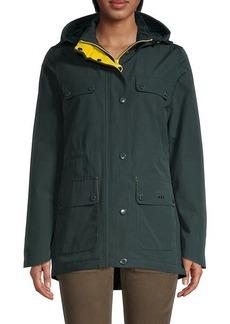 Barbour Metric Waterproof Hooded Jacket