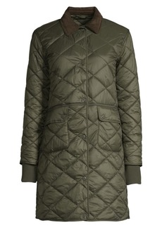 Barbour Modern Country Jedburgh Quilted Coat