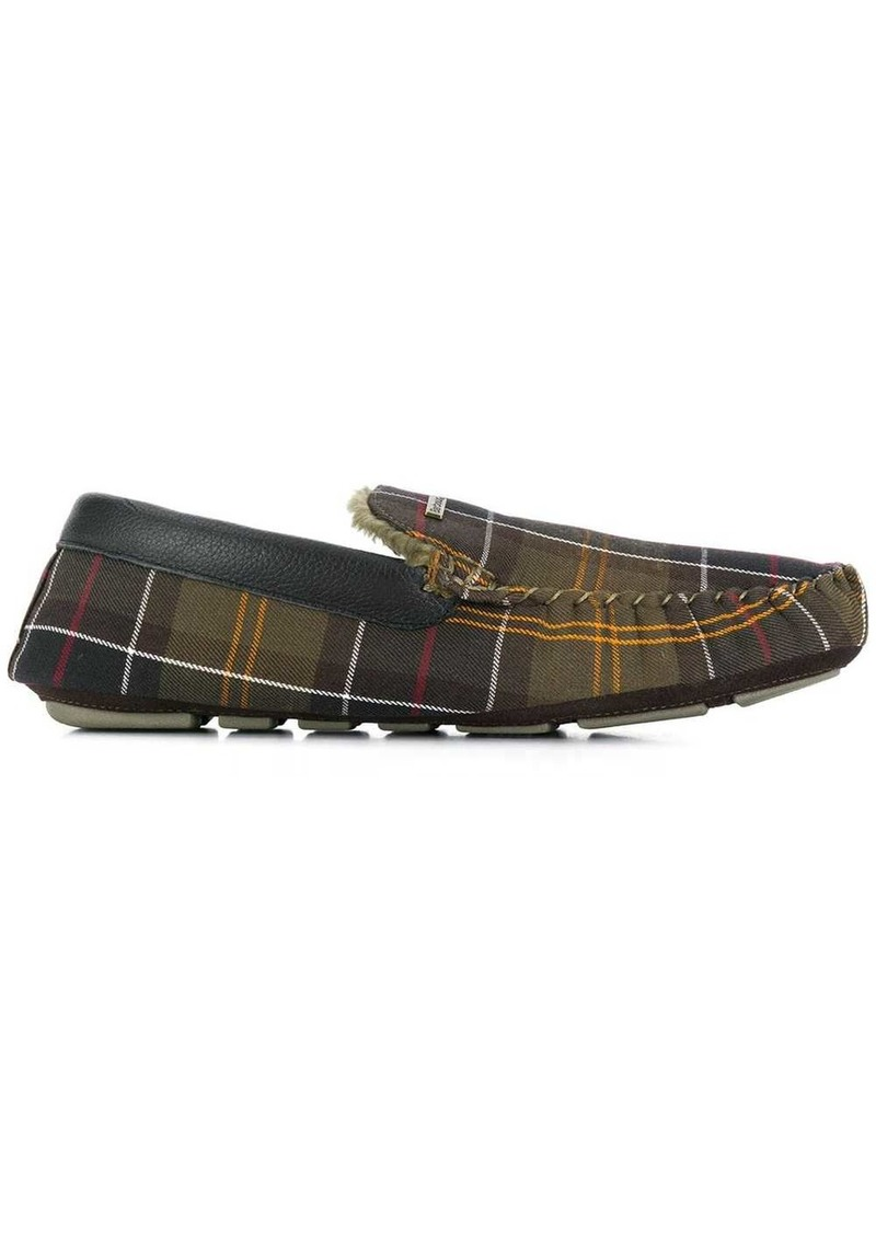 Barbour Monty lined slippers