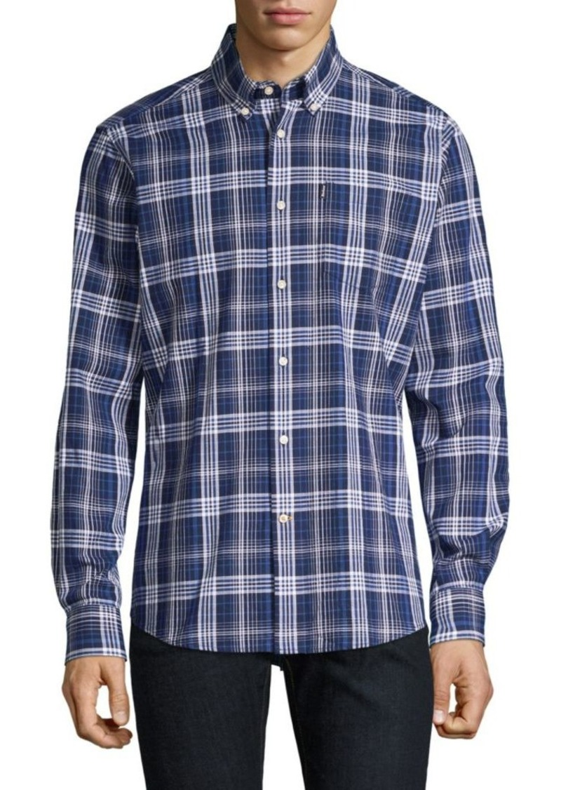 Barbour Nautical Stapleton Oxford Check Shirt