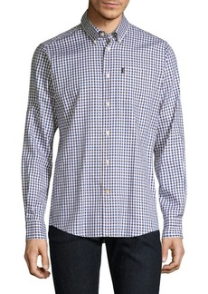 Barbour Nautical Stapleton Oxford Gingham Shirt
