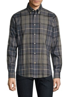 Barbour Nautical Stapleton Oxford Tartan Shirt