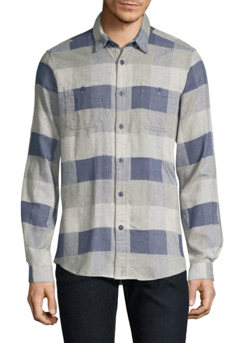 Barbour Nautical Weever Plaid Shirt