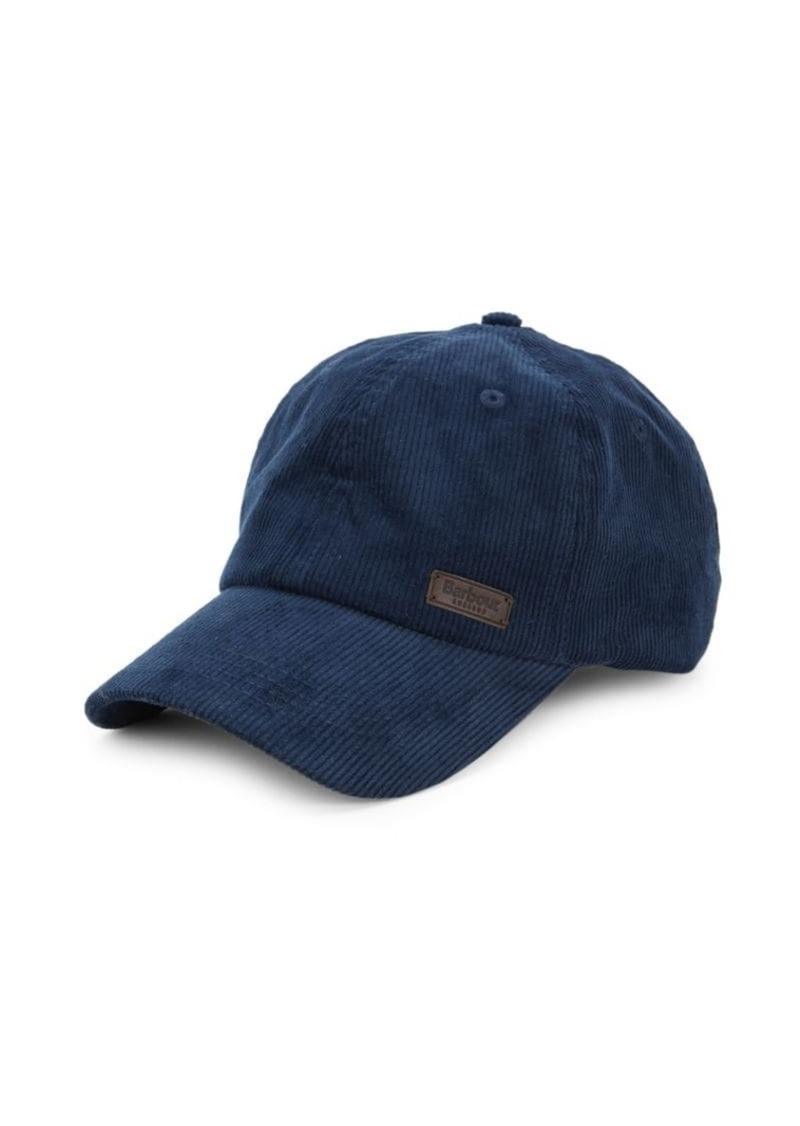 Barbour Nelson 6-Panel Corduroy Baseball Cap