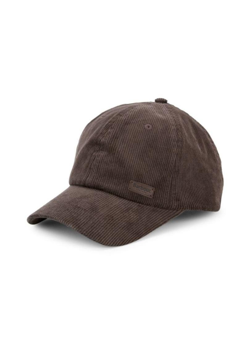 Barbour Nelson 6-Panel Corduroy Baseball Cap
