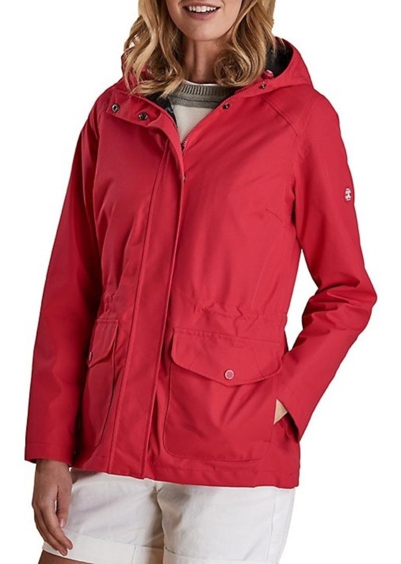 Barbour Overseas Waterproof Hooded Jacket