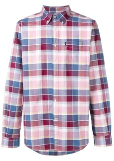 Barbour oxford checked shirt