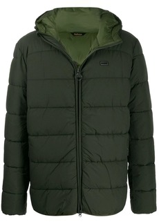 Barbour padded coat