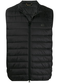 Barbour padded gilet