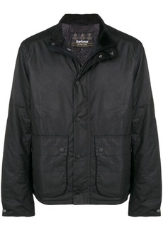 Barbour padded shirt jacket