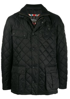 Barbour quilted coat