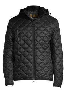 Barbour Regular-Fit Storm Force Tropo Quilted Jacket