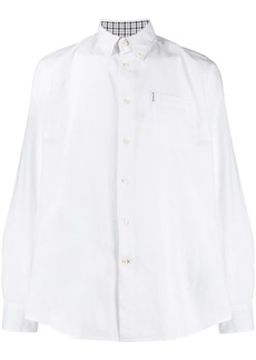 Barbour relaxed-fit chest pocket shirt