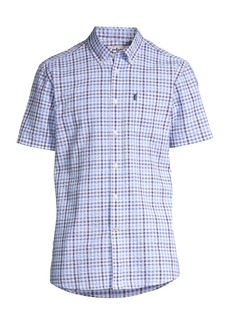 Barbour Seersucker Check Shirt