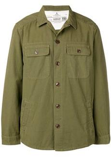 Barbour shirt jacket