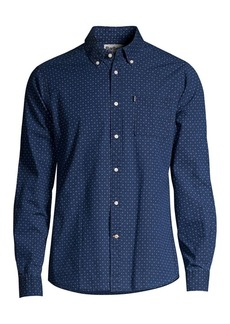 Barbour Shirt Shop Tailor-Fit Printed Shirt