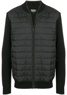 Barbour short padded jacket
