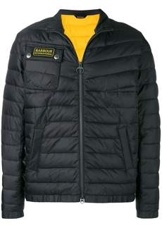 Barbour short puffer jacket