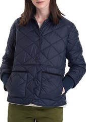 Barbour Silchest Quilted Jacket