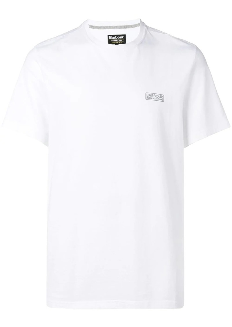 Barbour small logo T-shirt