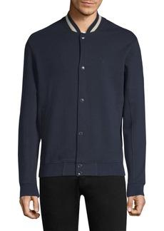 Barbour Stern Jersey Varsity Jacket
