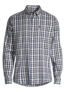 Barbour Tailored-Fit Country Check 2 Cotton Shirt