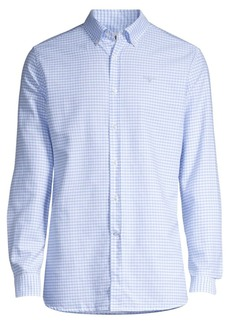 Barbour Tailored-Fit Tatter 12 Cotton Shirt