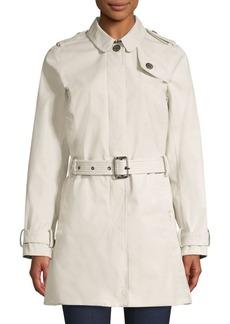 Barbour Tartan Quarry Belted Jacket