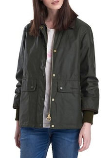 Barbour Tawny Spread-Collar Jacket