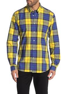 Barbour Toward Plaid Tailored Fit Shirt