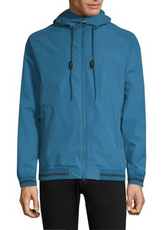 Barbour Twent Hooded Blouson Cashmere Jacket