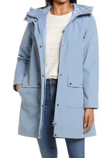 Women's Barbour Ashover Waterproof Hooded Raincoat
