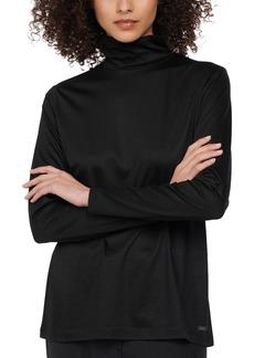 Women's Barbour Rosevale Turtleneck Knit Top